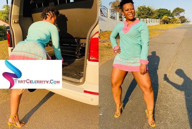 Zodwa Wabantu Flashes Her Punani For Fans On Video
