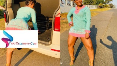 Zodwa Wabantu Flashes Her Punani For Fans On Video