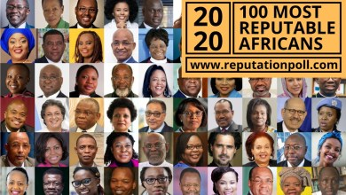Mensa Otabil, Manasseh Azure, Patrick Awuah listed among 100 Most Reputable Africans of 2020
