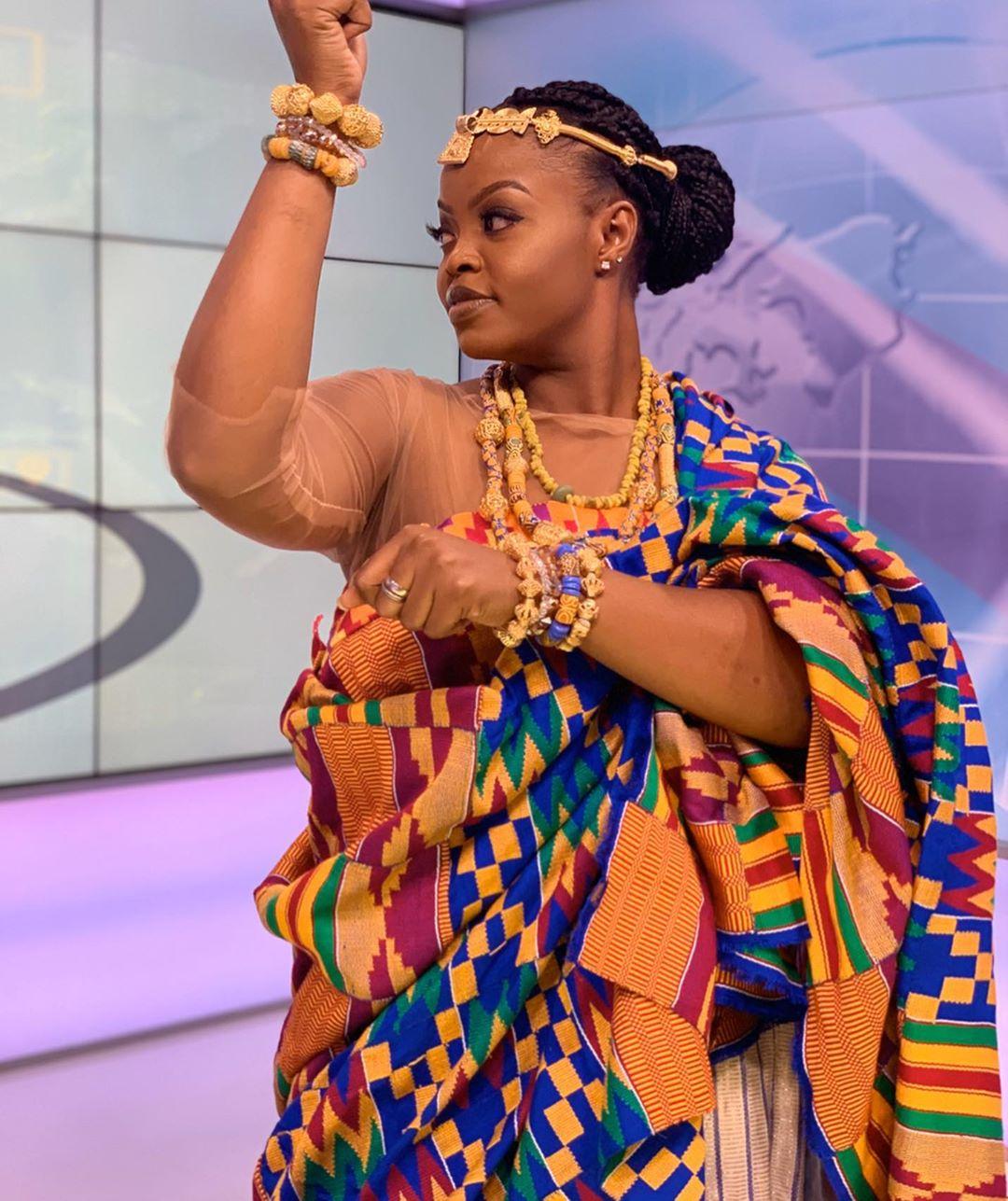 TV3 presenter Ayisha Yakubuu