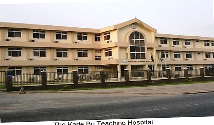 Top Celebrities, musicians with TB 'buying' beds at Korle Bu Cardio centre – Nurse reveals