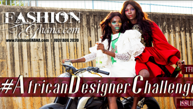 Fashion GHANA Puts Fashion Brands At The Forefront Of The African Fashion Movement With New Hashtag