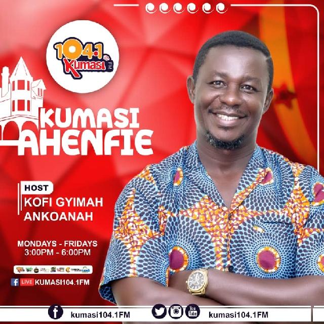 Kofi Gyimah Ankoanah