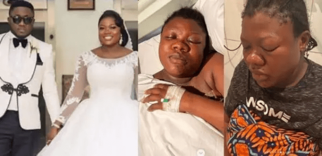 Man beats 8 months pregnant wife to coma