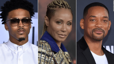 Jada Pinkett Smith revealed she had a relationship with another man during her marriage to Will Smith