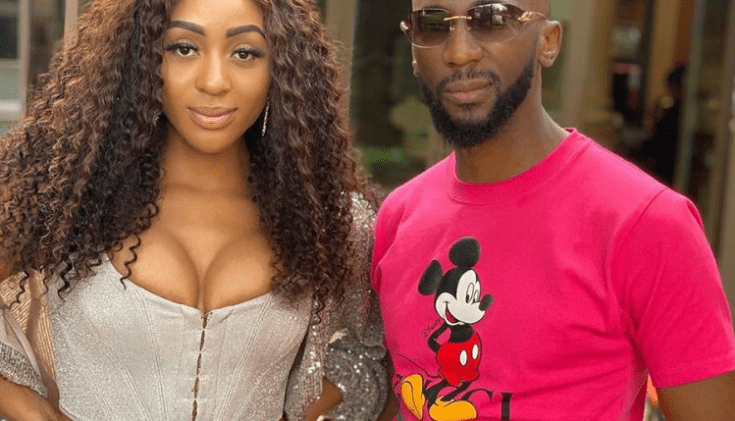 Nadia Nakai is cheating with married Zimbabwean Pastor Passion Java, says brother