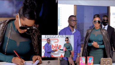 Spice Diana Signs a Juicy Deal with iTel Uganda