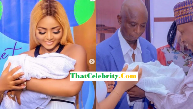 I am the first man to enter Regina Daniels pussy
