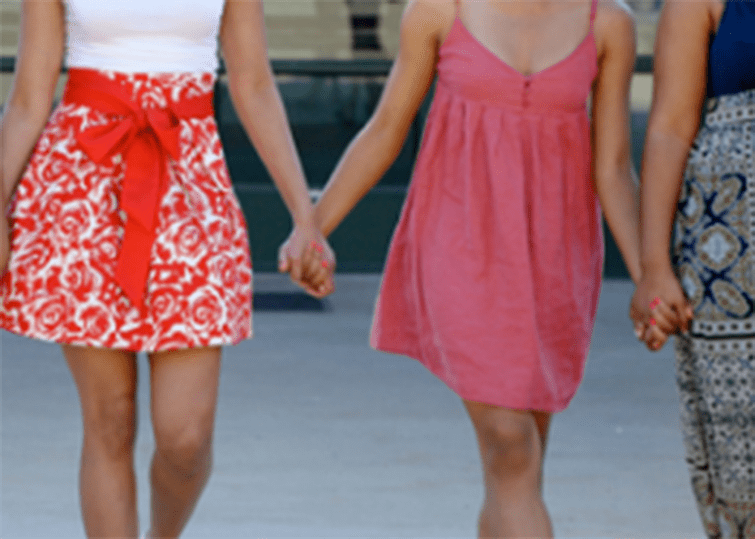 Why women shouldn't walk around without wearing a panty