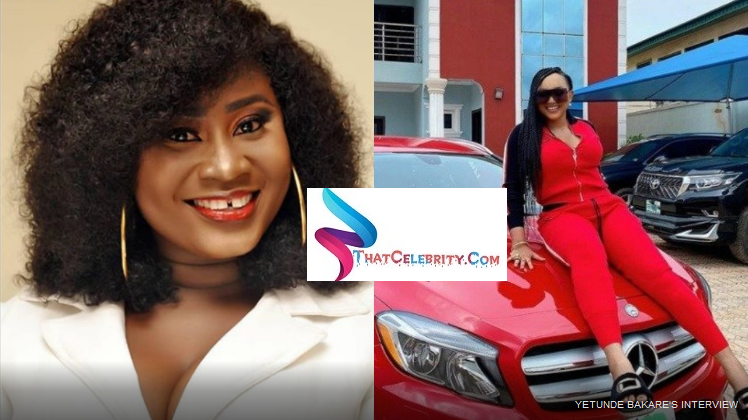 Why Mercy Aigbe and other actors compete with cars, houses -Details