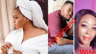 Actress Funmi Awelewa accused of sleeping with another woman's husband (Photos)