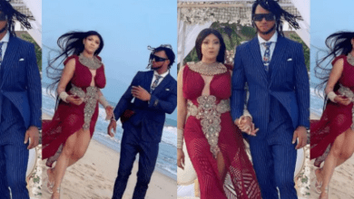 Rita Dominic react as Angela Okorie marries her man Nwele Michael Chukwudi