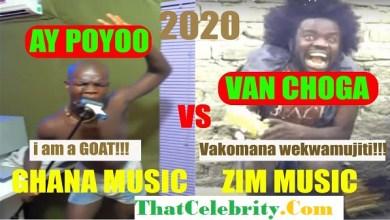 Van Choga vs Ghanaian A Y Poyoo