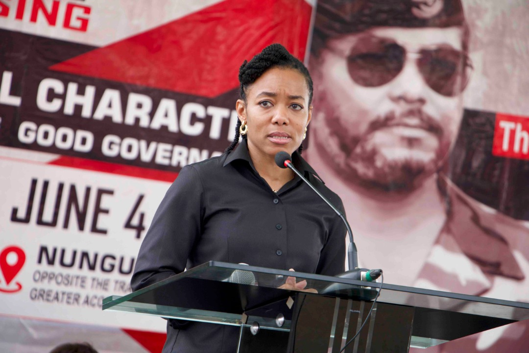 Zanetor Rawlings verbally attacked on social media