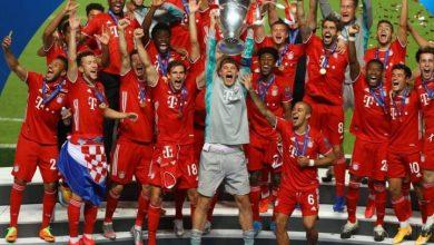 Bayern Munich Champions League Trophy
