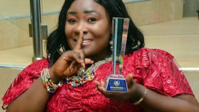 Ewuraba Eesi wins at the maiden edition of Ghana Innovation Awards 2020
