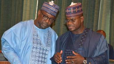 CHAIRMAN, NORTH CENTRAL GOVERNORS FORUM ABUBAKAR SANI BELLO CONGRATULATES KOGI STATE COUNTERPART OVER VICTORY AT THE SUPREME COURT