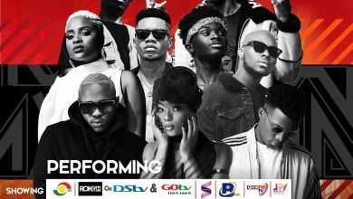 VGMA 2020 Full List of Winners