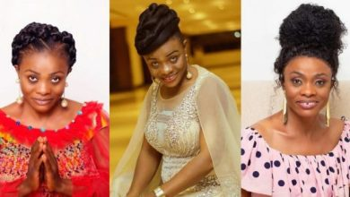 Diana Asamoah breaks silence on pregnancy