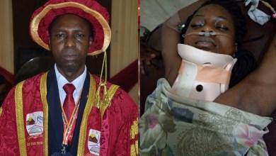Vice chancellor of Ekiti state University killed students