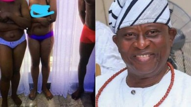 Female workers allegedly stripped naked , Ex-Nigerian Minister accused of arresting hotel staff and stripping them naked for allegedly stealing N5,000