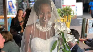 Woman marries self, this is how much the wedding cost