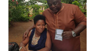 What Koku Anyidoho said after verifying voter registration details