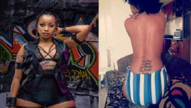 Ugandan Musician, Sheebah's Massive Camel Toe Excites Fans On Internet
