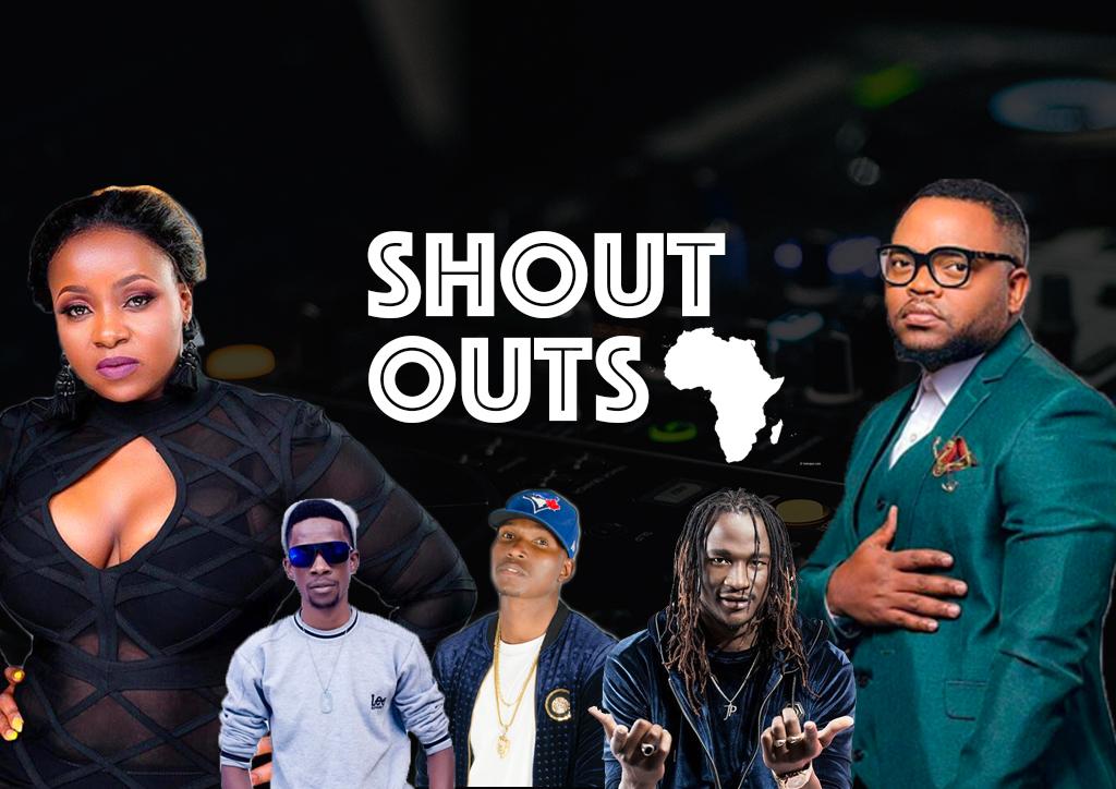 ShoutOuts Africa Website