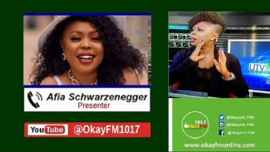 I lost my well-paying job because of NDC – Afia Schwar explains her bitterness || Comedienne Afia Schwarzenegger
