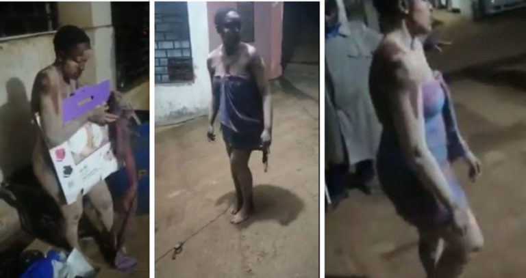 Gayaza High School speaks out on student caught on camera night dancing