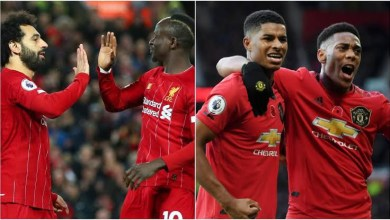 Liverpool and Manchester United threatened to breakaway from Premier league and form their own big-six league