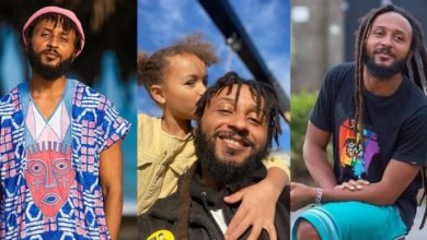 Meet Wanlov The Kuborlo's pretty daughter who looks just like Sister Derby