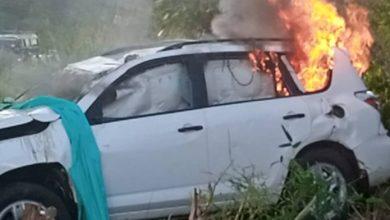 Angry Boys sets 'wedding car' ablaze Today