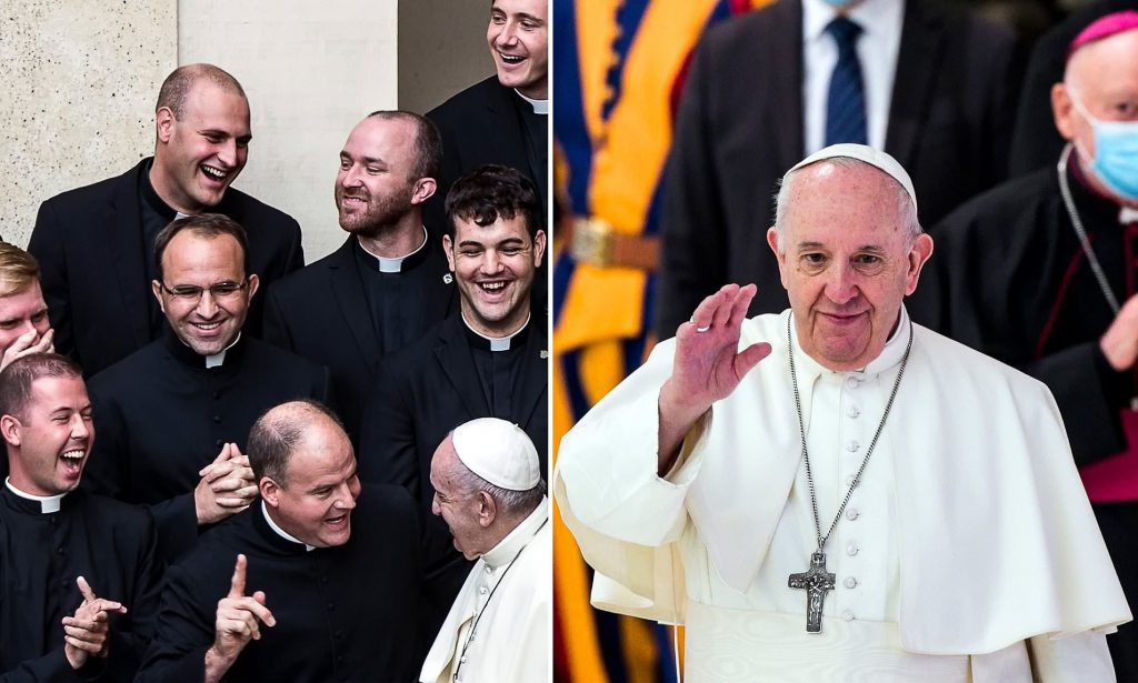Pope Francis Endorses Gay Marriages