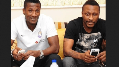 Asamoah Gyan's brother denies allegations him and his brother assaulted man during tennis match