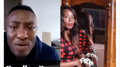 You are 10 years older than me, Pastor Undresses Ex-Wife Publicly