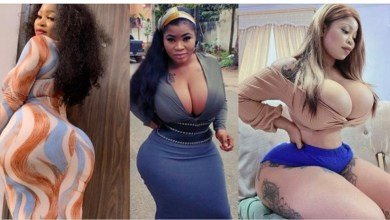 I Paid Millions For My Heavy Backside – Slay Queen proudly reveals with hot dance moves