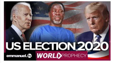 TB Joshua Finally Predicts US Presidential Election Winner