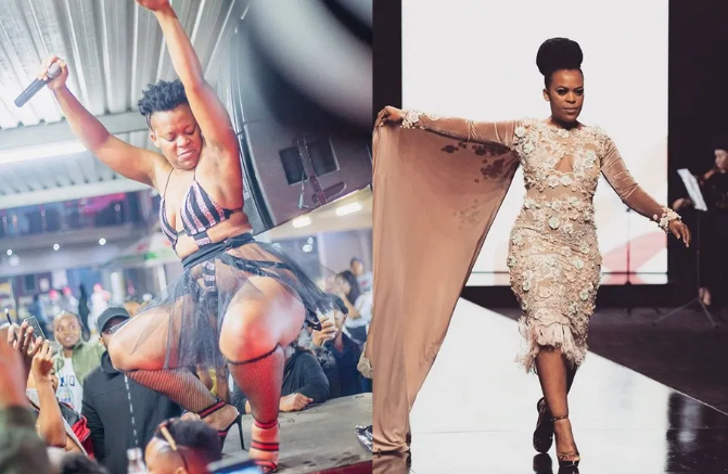 Real Life Facts about Naked Dancer Zodwa WaBantu you didn't know