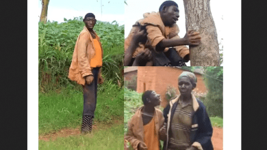 Meet 21-year-old Boy Who Can't Speak Eats Grass Likes The Jungle