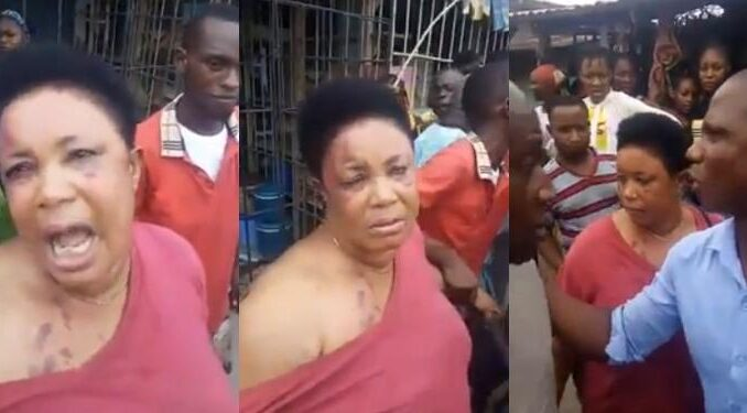 Woman Allegedly Returns Manhood She Stole After Serious Beating