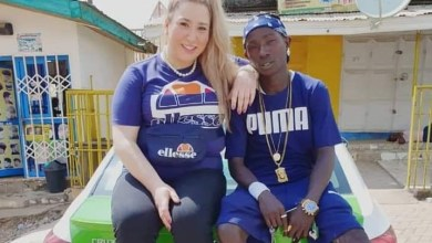 Patapaa And German Girlfriend Fix Wedding Date