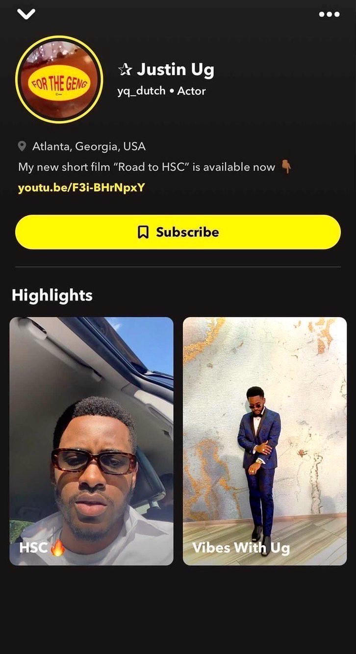 17-year-old girl calls out Nigerian actor for allegedly having anal sex with her when she was just 14 after lying about his age