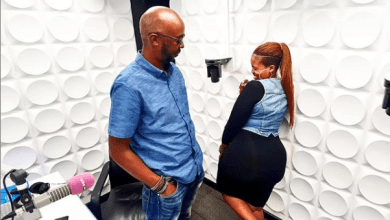 Photos Of Kenyan Male Celebs Caught Celebrating Big Booties