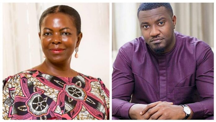 Dumelo is a crying baby – Lydia Alhassan