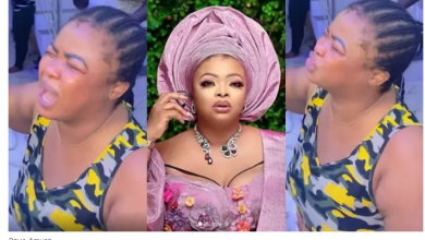 Troll mocks actress Dayo Amusa for not having a husband