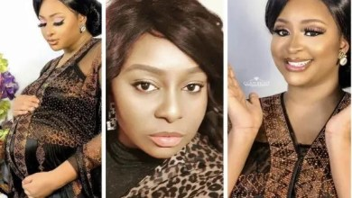 Victoria Inyama shades Etinosa after she announced that she had given birth