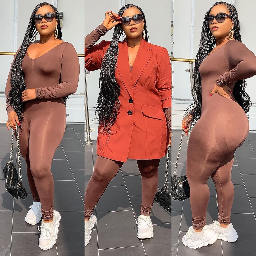 Allow people to date who they want in 2021, it is not a sin to date broke men - Actress Didi Ekanem