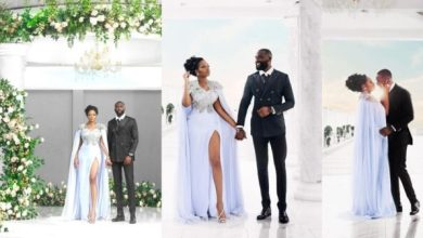 Khafi and Gedoni officially tie the knot
